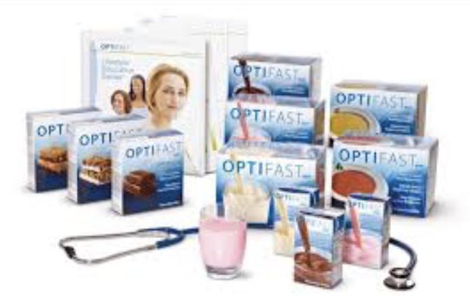 Optifast  Multidisciplinary weight loss program